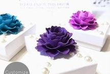 Customer Favorites...Paper Flowers, Gifts for her, Arrangements, Decorations, Place Card Holders / See what other's can't resist from the My Paperblooms Aplenty Flower Shop.  Paper flowers|Gifts for her| Place card holders| Paper Flower Arrangements|Wedding Decorations