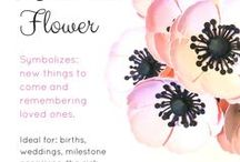 The Language of Flowers / How to give flowers that are not only beautiful, but meaningful too!