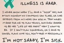 Chronically Strong: Chronic Illness Board / I board for survivors by ChronicallyStrong.com