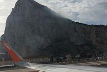 Gibraltar / Links to my blog posts about #Gibraltar