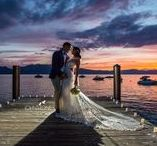 Wedding Photography Inspiration / Stunning photos of the Bride and Groom | Lake Tahoe Area Wedding Photos & Inspiration