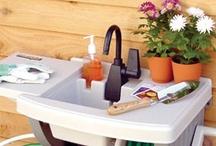 Gardening and Yard (Outdoor living & entertaining) / by Krista Weisner