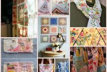 Burlap/Button/Cloth/No-Sew/Notions / Reupholstery has been moved to new Board. Sewing objects has been moved to the following boards: Tops & T-shirt; Sew Dresses...; Easy Sewing + Baby/Child...; Pillows, Purses....; Quilts; Needlework / by Mona Robbins