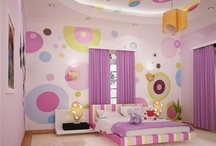 Home decor in purple