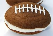 Sports Party Recipes / by Kimberly Hatfield-Davis