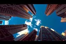 Cities in Motion  / Check out mesmerizing time-lapse videos. Gorgeous cities. Relaxing music. Breath-taking views.