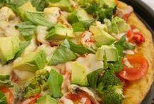 Zapiekanki (Polish 'Pizza') #SundaySupper   Deliciousness   Pinterest