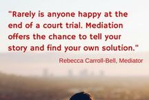 Mediation & Conflict Resolution