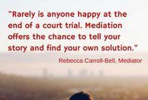 Mediation & Conflict Resolution