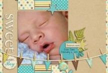 Scrapbook Theme Ideas / Out of inspiration?  Here you can find lots of inspiration and ideas for your next scrapbook page.