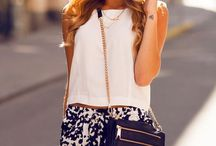 Stylish Outfits / Stylish Clothes and outfits ! / by Isabelle McCarthy