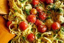Sweet pasta