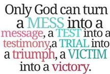 All for God and Jesus