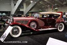 All chrome & car / Mainly 1920-1930's art deco cars. Oh 1950s- 1960's too.