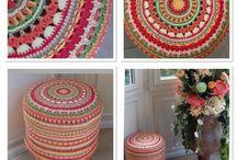 Haken crochet stitch