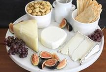 Cheese platter ideas