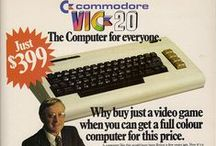 Retro Tech Ads / Opening the #magazine to see one of these #retro #technology #print #advertising. Remember the #ataria, #sega, #commodore, #nintendo, so many #games #consoles, so much #fun!