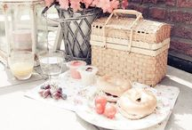 To PicNic / You bring your own weather to the picnic