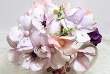 flower photo inspiration + tutorial / #howto #flower #diy #paper flower
