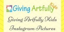 Giving Artfully Kids Instagram Photos / Instagram Photos by Giving Artfully Kids,Inspirational quotes, kindness quotes, crafting projects, quotes about children