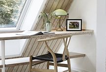 office / home and studio office design and decor inspiration