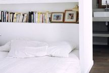 small space design / design ideas and inspiration for small space living