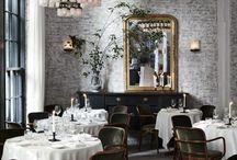 restaurant design + branding / restaurant and hospitality interior design and branding