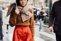 street style / women's street style