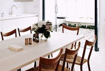 dining rooms / by cassandra lavalle | coco+kelley