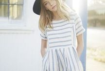 OUTFITTED / Women's fashion ideas and inspiration.
