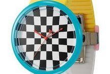 Relojes de Colores / Relojes de Colores de todas las marcas: ODM, Watchcelona, Oxygen, The One... ¡Ideales para este verano! / by TuTunca.es | Tu Buen Estilo | Eres Especial