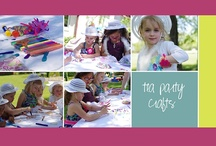 Tea Parties / by Cindy