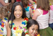 Luau Party by Dress Up and Play Parties / by Cindy