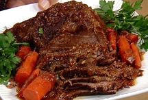 Beef Recipes / by Deborah C.