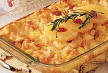 Side Dish Recipes / by Deborah C.