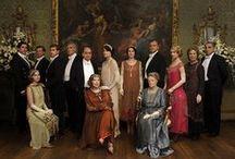 TV ~ Downton Abbey / by Maura Petzolt