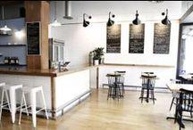 PROJECT // radici / design for seattle restaurant radici