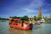 River Cruises / by Anantara Hotels, Resorts & Spas