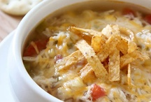 Simmering Soups