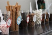 Holiday drinks&treats / by Kelsey Halverson