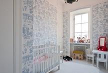 Nursery Ideas / by Sarah Sevin