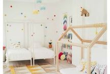 KIDS: ROOMS / Spaces for kids