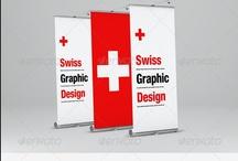 Roll-up banners / Hier vind je inspiratie voor prachtige roll-up banners Genoeg inspiratie opgedaan? Bezoek dan eens onze website: www.drukwerkdeal.nl