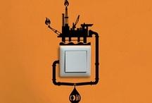 Stickers / Genoeg inspiratie opgedaan? Bezoek dan eens onze website: www.drukwerkdeal.nl