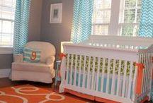 Nursery Ideas / by Kelsey Halverson