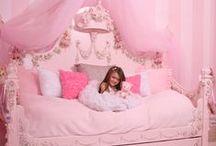 Girls Room / by Kelsey Halverson