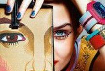 Makeup. / Makeup and art direction for beauty shots.