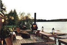 CABIN FEVER / Cabin / cottage design and interior decor