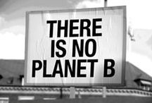 Build a Better World / There's no more time to hope someone else will help improve the world. It's up to each one of us. Seeking inspiration? Here's the place! #worldBetter / by Marcia Conner
