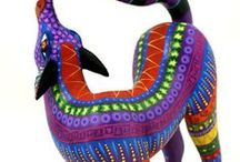 Painted Sculptures